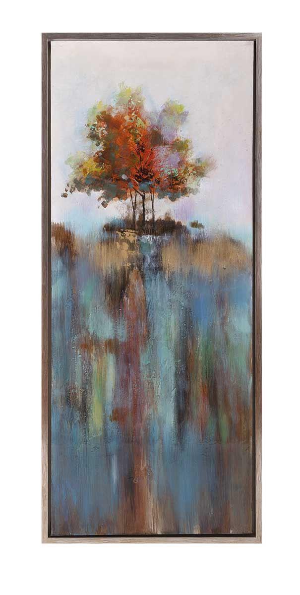 IMAX Konrad Framed Oil Painting