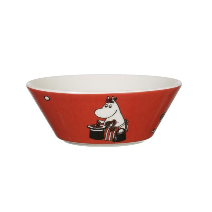 Moomin Moominmamma bowl. http://www.skandium.com/moomin-moominmamma-bowl