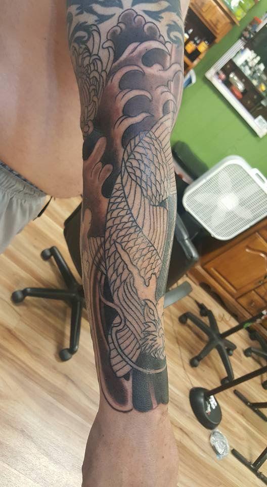 Best 25 koi dragon tattoo ideas on pinterest dragon koi for Dragon koi fish for sale