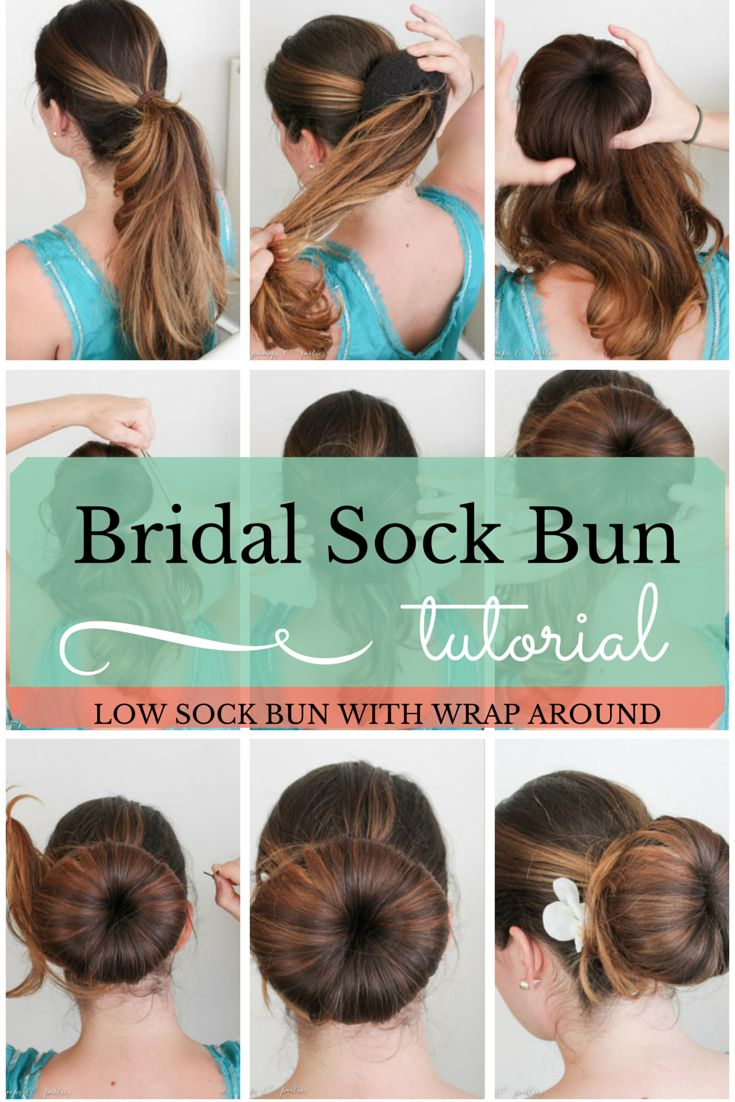 best 25+ low sock buns ideas on pinterest | sock buns, sock bun
