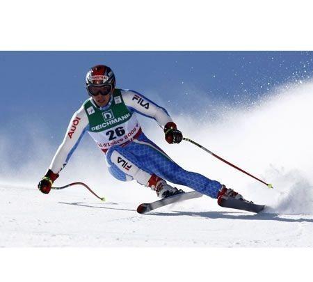 Campionato sciistico delle truppe alpine 2013. Gara discesa libera. Ti aspettiamo in squadra ...
