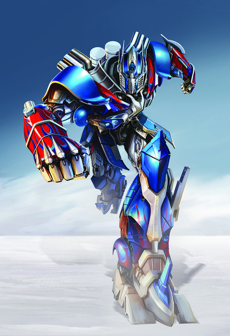83 best images about transformers concept art on pinterest - Optimus prime dessin ...