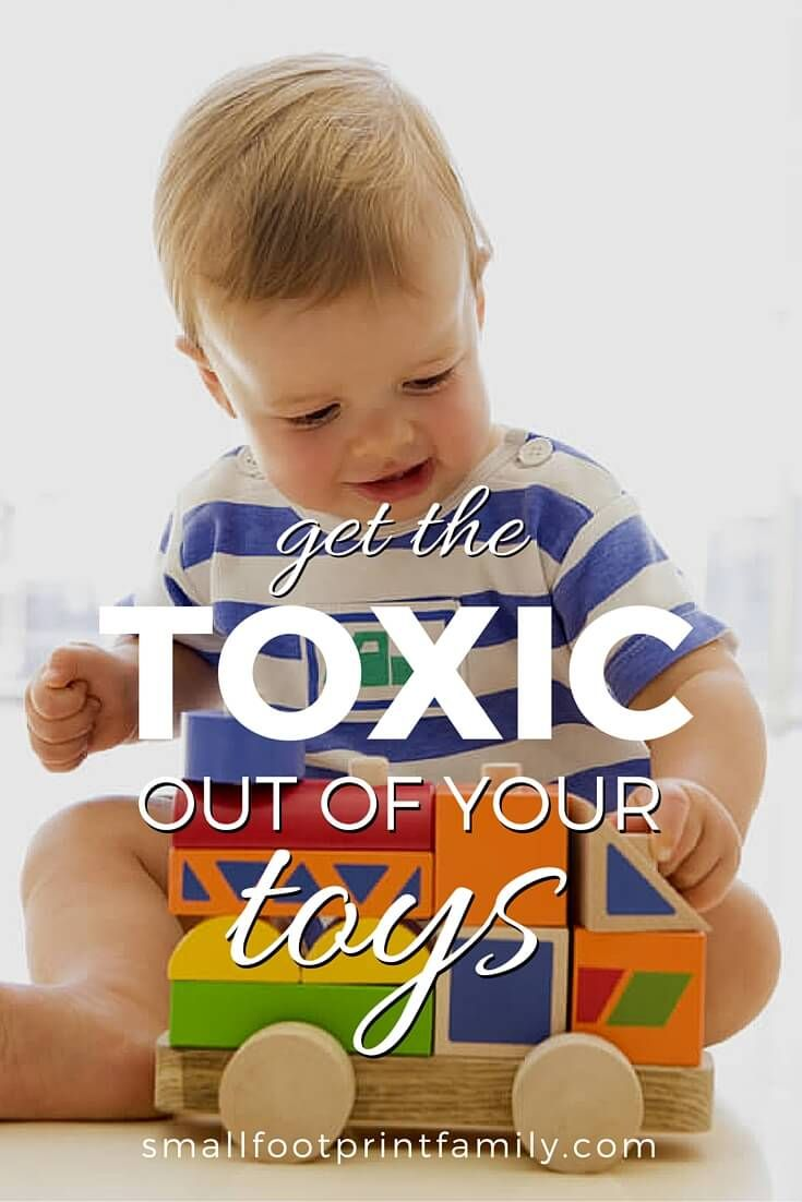 Get the Toxic Out of Your Toys