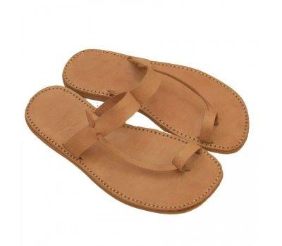 Leather sandal Djebel