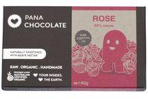 Rose chocolate.