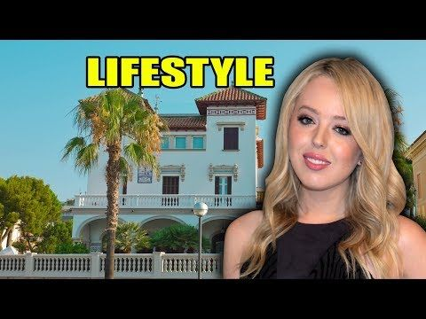 Donald Trump Daughter Tiffany Trump Net Worth,Ivanka Trump Lifestyle, Cr...