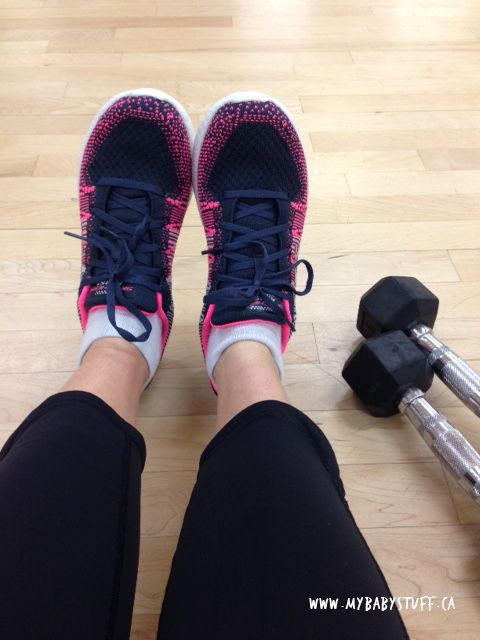 Skechers Burst Ellipse shoes are lightweight, have great support and have a memory foam insole. I love my Skechers Burst shoes!