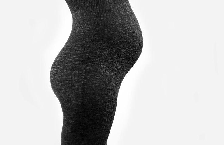 Pregnancy, maternity, old lens, black & white, woman