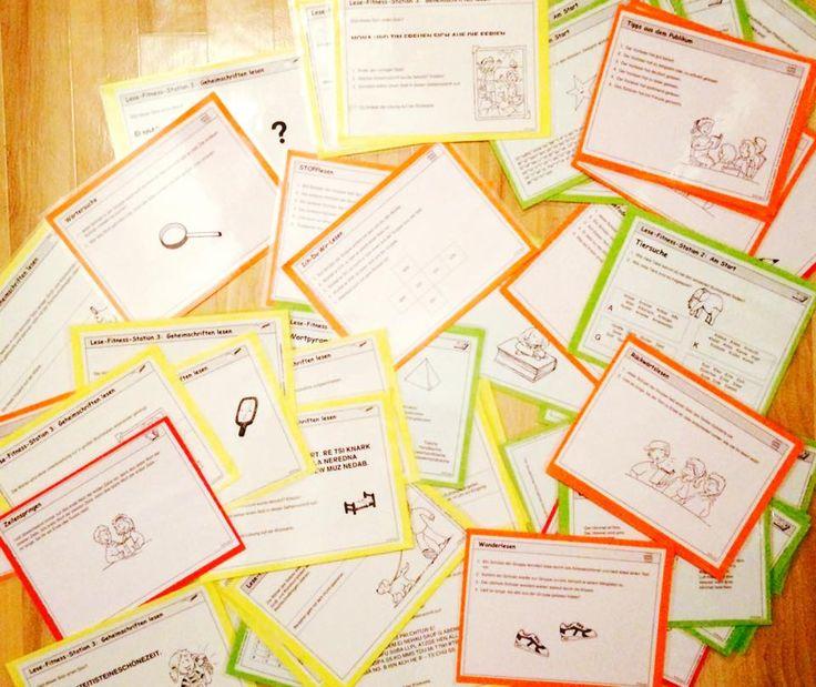 Lesemotivation: Geheimschriften lesen (Teil1)