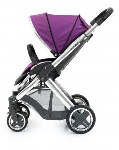 Stand out with the BabyStyle Oyster 2 with  Grape Colour Pack. Visit www.babystylesa.co.za to get yours today