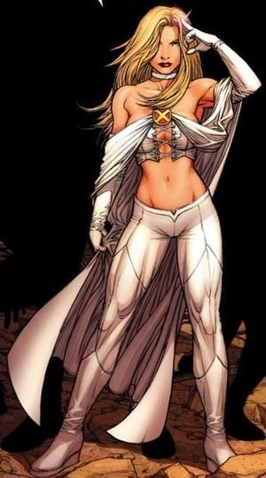 comics girls emma frost - photo #22