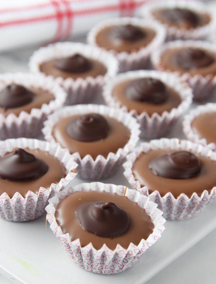 Toffife - Drömgott godis med kola, choklad och nötter (kan uteslutas).