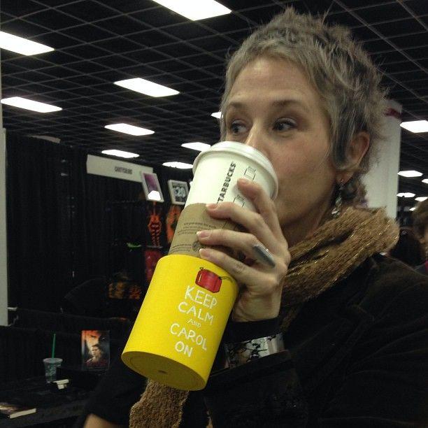 Melissa McBride @ Walker Stalker Con