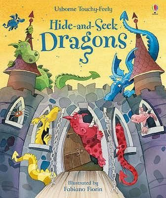 Touchy-feely Hide and Seek Dragons