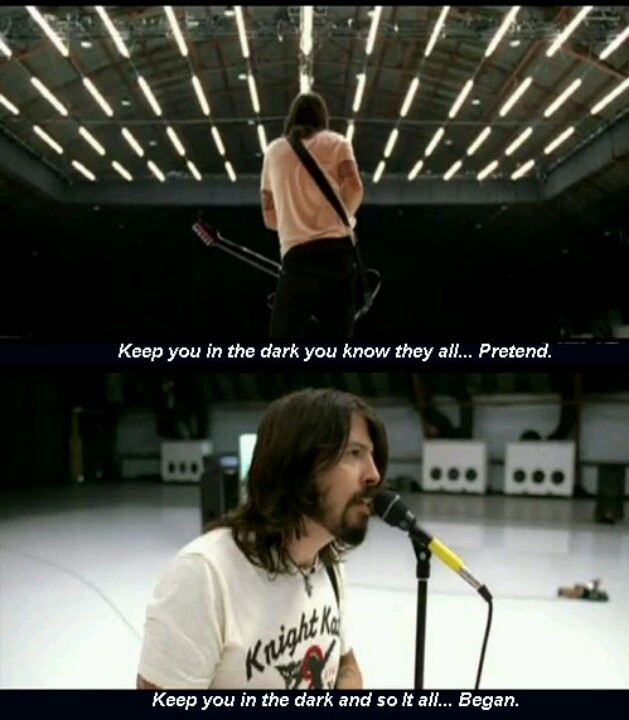 Foo Fighters - These Days (Official Music Video) - YouTube