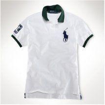 slim fit ralph lauren uomo colore 3 big pony in bianco.Polo bianca bavero casual e semplice, fondi necessari estivi.come contatto:Annapolo888@gmail.com