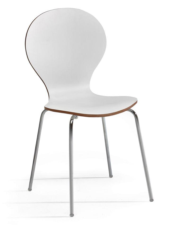 FUSION-tuoli, valkoinen