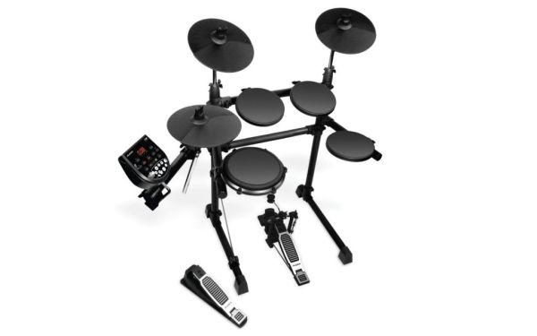Alesis DM6 USB Kit Five-Piece Electronic Drum Set by Alfred T.
