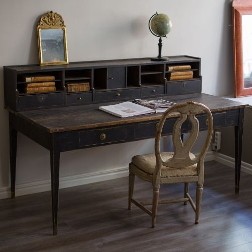 Period Late Gustavian / Empire Desk