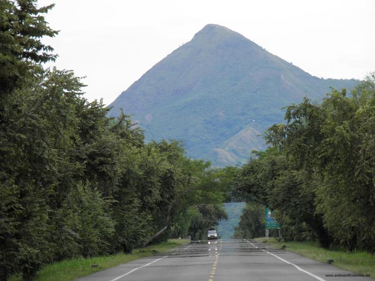 Cerro de Pacandé...............G