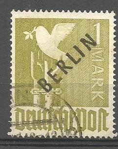 B E R L I N - MICHEL nr 117 - (5532) oppføring i Tyskland & koloniene,Europa,Frimerker kategorien på eBid Norge