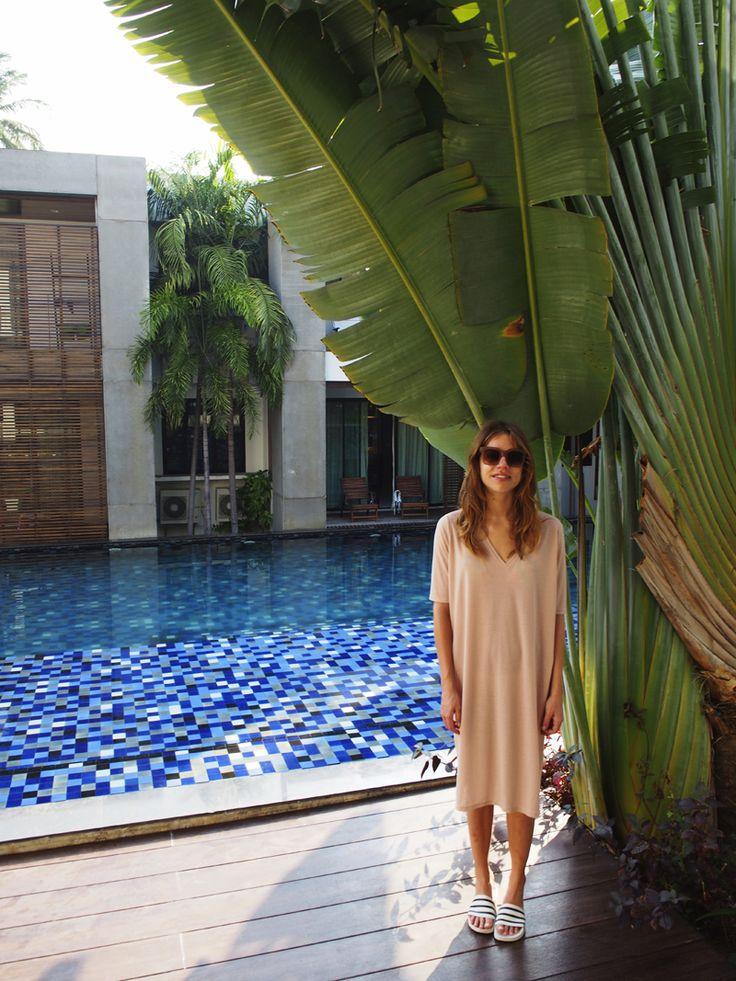 The Perfect Pool Dress - TRINE'S WARDROBE