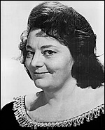 Josephine Edwina Jaques (7 February 1922 – 6 October 1980), known professionally as Hattie Jacques, was an English comedy actress. From 1958 to 1974 she appeared in fourteen Carry On films, playing roles such as a hospital matron.