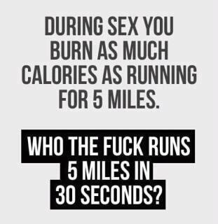 sex: Laughing, Sex, Quotes, Funny Pictures, Burning Calories, Funny Stuff, Humor, Funnystuff, Funnie
