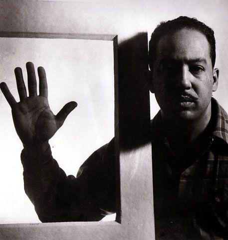 Gordon Parks - Langston Hughes