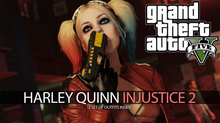 Grace - You Don't Own Me ft. G-Eazy (Harley Quinn Injustice 2)