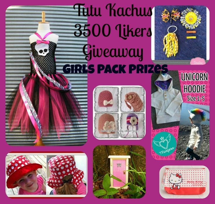 Enter this Dango giveaway for Huge Girls Prize Pack worth over $280!!!!