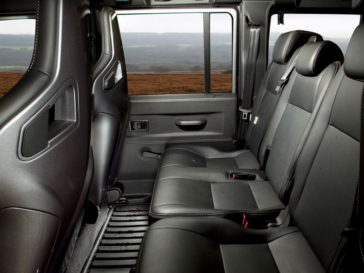 133 Best Land Rover Defender Interiors Images On Pinterest Land Rovers Defender 90 And