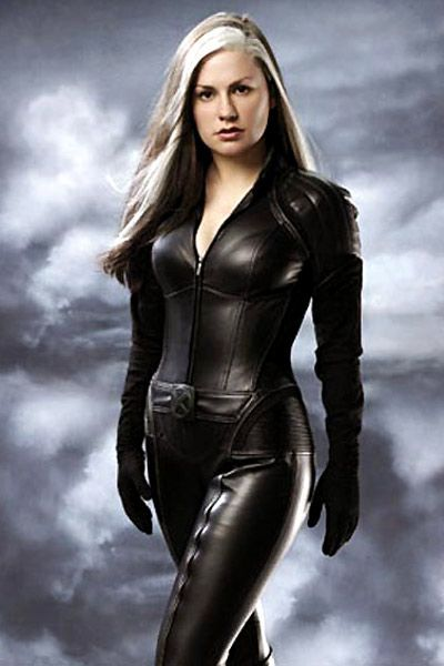X-Men the movies : Rogue (Anna Paquin)