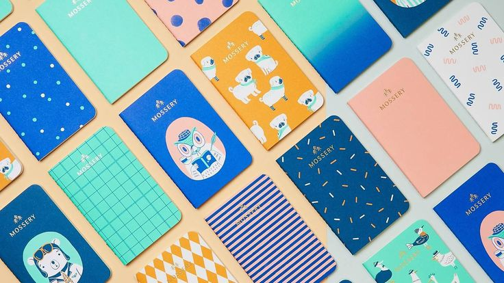 Mossery is a little team of thoughtful stationery makers based in Kuala Lumpur, Malaysia | www.mossery.co