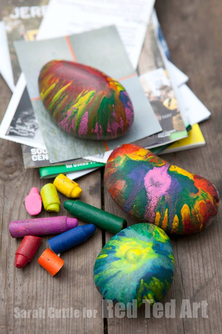 17 GREAT Fathers Day Gifts For Kids To Make Rock CraftsArt