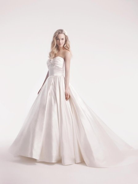 Alita Graham Wedding Dresses Photos on WeddingWire