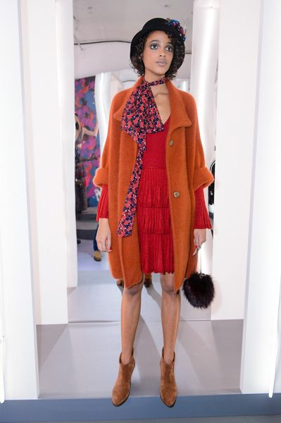 On The Runway: The Bright Side | Diane von Furstenberg | MiNDFOOD STYLE