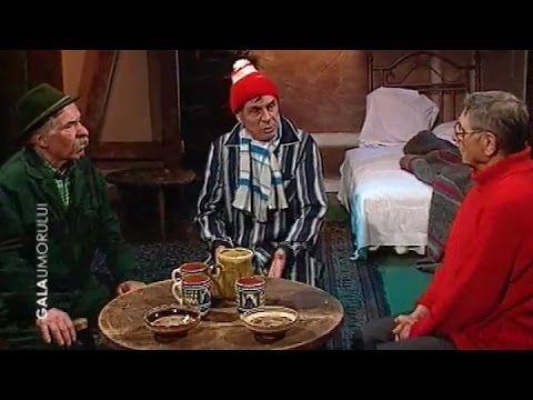 Clubul de Comedie Românesc: Mitică Popescu, Colea Răutu şi Mihai Mereuţă - Înv...