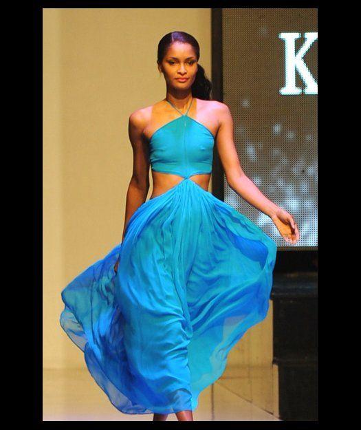 Tci Fashion Designer Opens Caribbean Fashion Week The