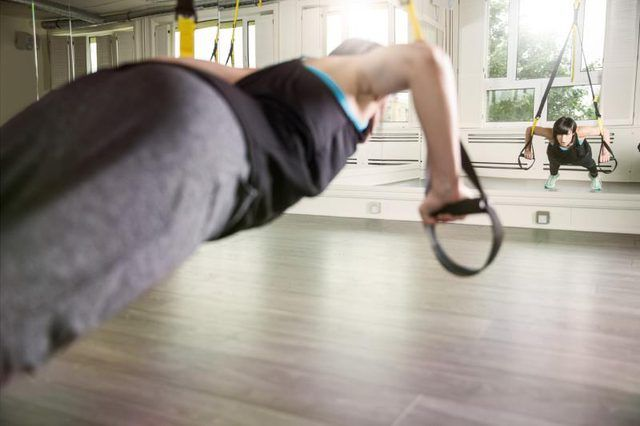 Preparing a Beginner's Circuit Training Workout