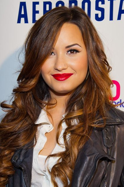 The Beauty Evolution of Demi Lovato, from Cute Disney Teen to Edgy Trendsetter