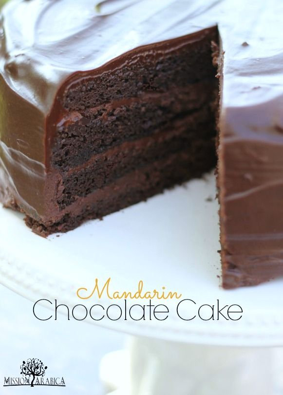 """Try this moist and delicious Chocolate Cake!! It wins the """"PEOPLE'S CHOICE"""" AWARD whenever we take it to large gatherings!! www.missionarabica.com"""