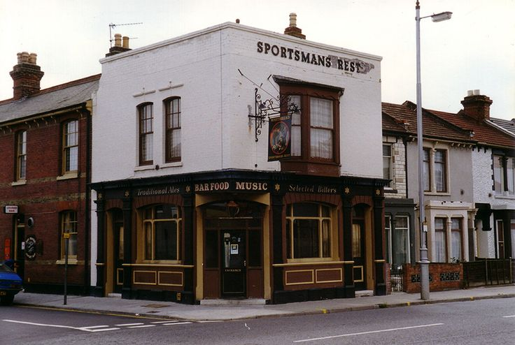 The Sportsmans Resr, Copnor. Now a house and flats.