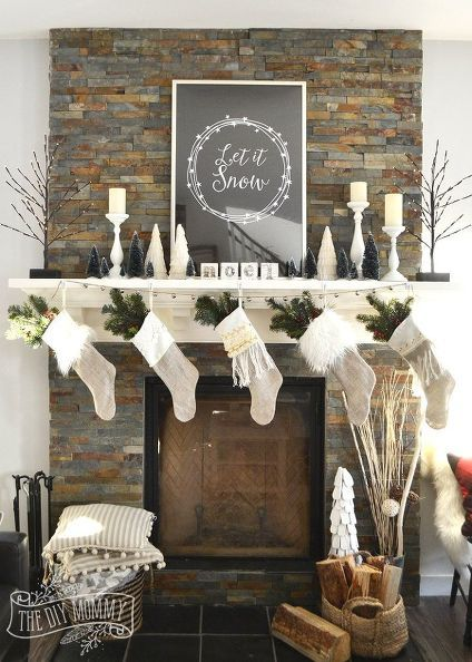 Mantel decorating tips and tricks for any season of the year.