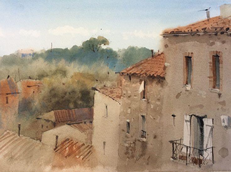 Sergei Kurbatov   Просто пейзаж. Just the landscape