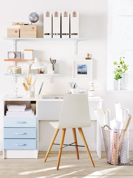 Upcycling Für Den Schreibtisch Im Home Office