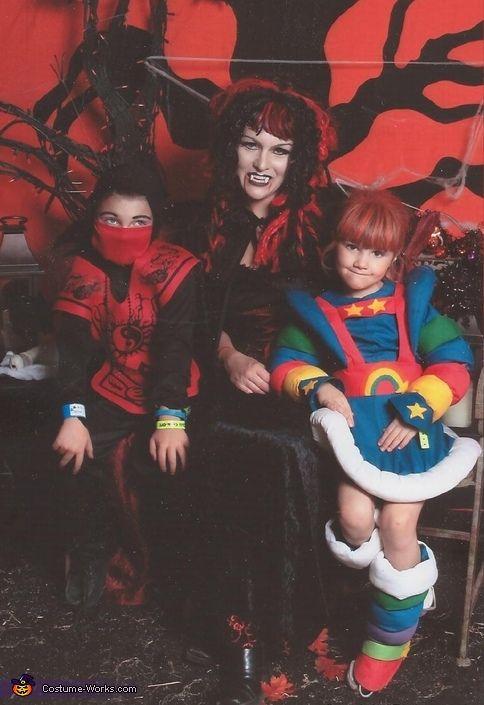 Rainbow Brite - Halloween Costume Contest via @costumeworks