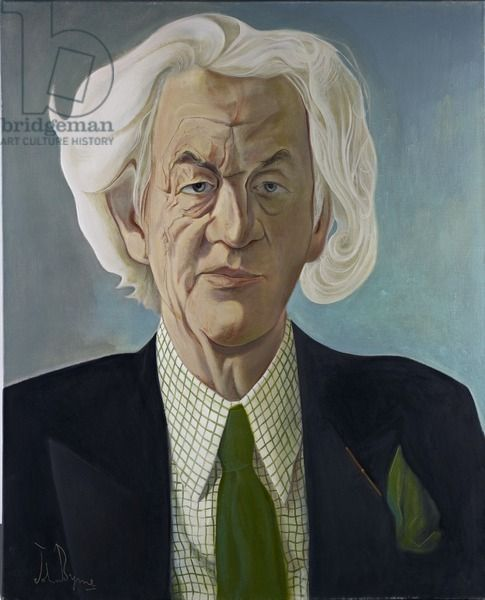 John Byrne Allan Murray 1940 Medium - Oil on canvas Size - 76.2 x 61cm Scottish National Portrait Gallery, Edinburgh, Scotland