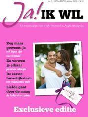 Redactietips- huwelijk - Jilster - samen een mooi tijdschrift maken