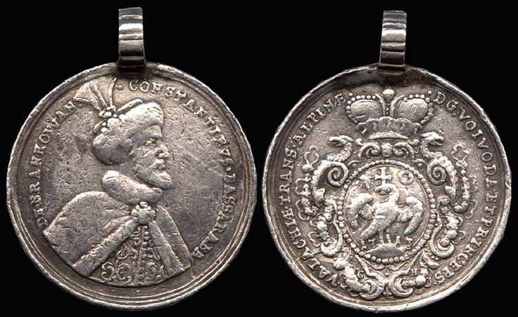 Wallachia - Constantin Brâncoveanu (1688-1714)